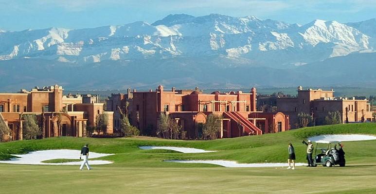 Tourisme golfique les greens du maroc impressionnent les britanniques alizes travel voyages - Office de tourisme madrid ...