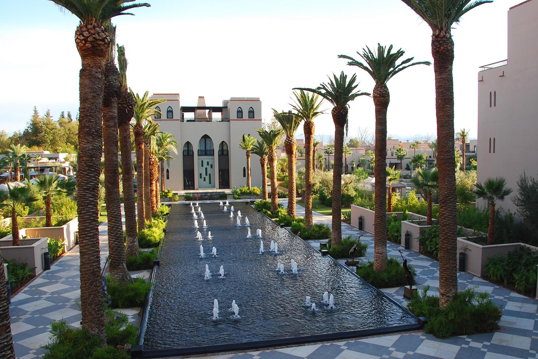 voyage maroc 5 etoiles